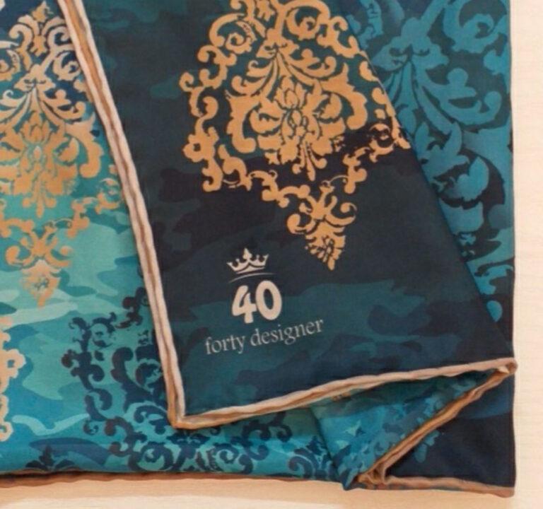 روسری زنانه چهل کد Ph01