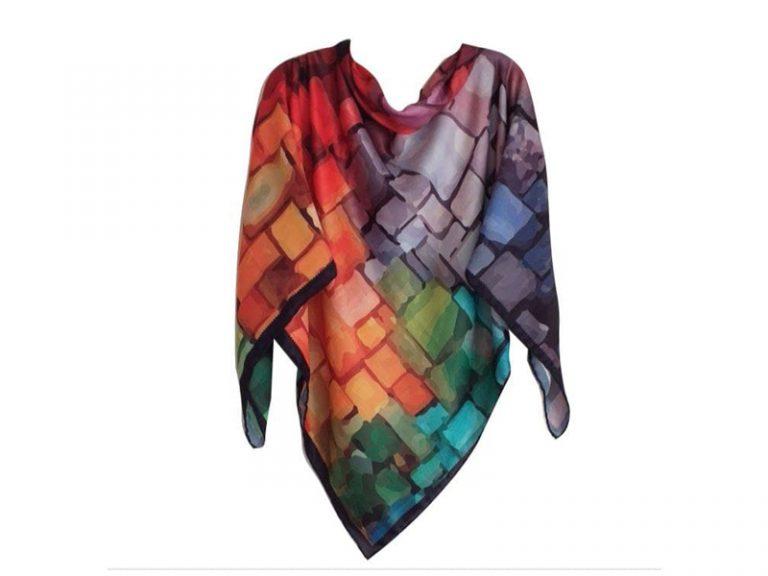 روسری زنانه چهل کد Ph07