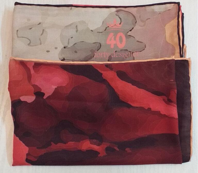 روسری زنانه چهل کد Ph05