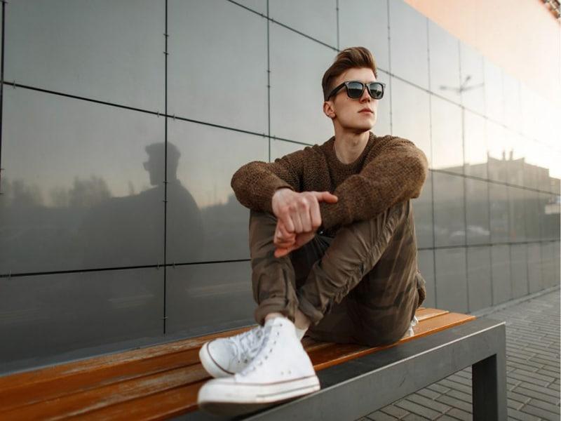 جدیدترین مدل پلیور و لباس بافت مردانه
