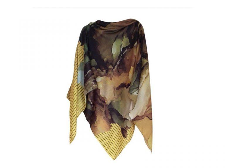 روسری زنانه چهل کد O2