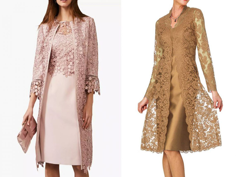 مدل کت و سارافون مجلسی لباسی برای همه مهمانی ها