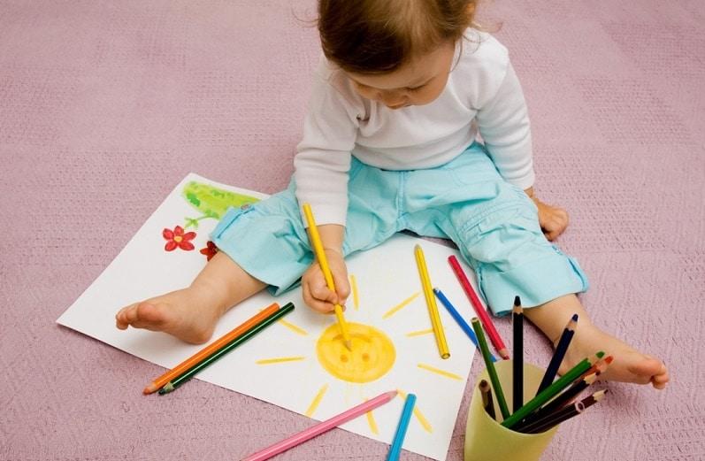 نقاشی کودک4