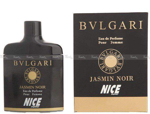 ادو پرفیوم زنانه نایس مدل Bvlgari Jasmin Noir کد 195