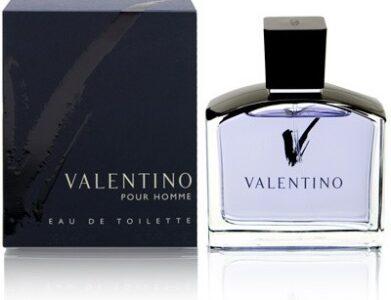 عطر مردانه والنتیو وی پور هوم | Valentino V Pour Homme حجم 50 میلی لیتر کد 209