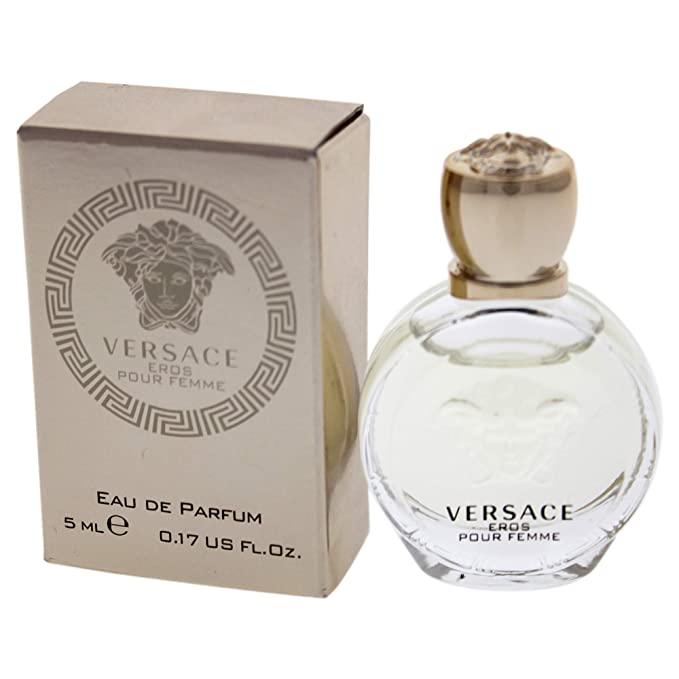 عطر جیبی زنانه ورساچه مدل اروس | Eros Eau de Parfume  حجم 5 میلی لیتر کد 270