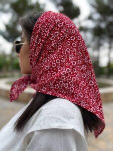 روسری مینی اسکارف