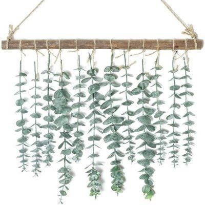 دکوراسیون دیوار با گل و گیاه
