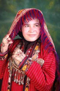 زنان ترکمن