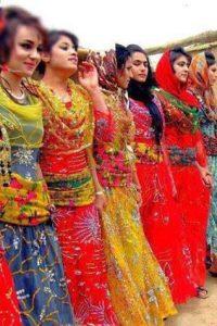 زنان کرد