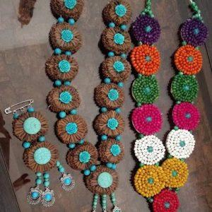 زیورآلات زنان قشقایی